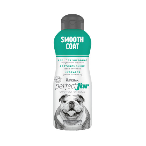 Tropiclean PerfectFur Smooth Coat Shampoo For Dogs