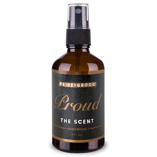 PRIDE+GROOM Proud The Scent All-Natural Dog, Human & Home Spray