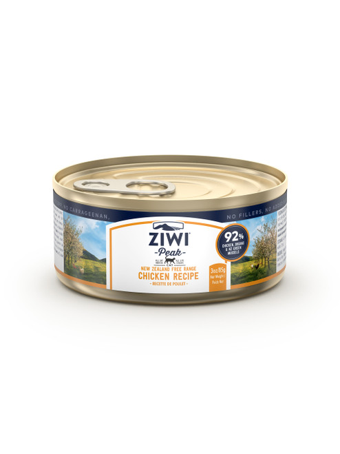 ZIWI Peak Chicken Canned Cat Food