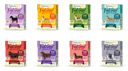 Naturediet Feel Good Wet Food