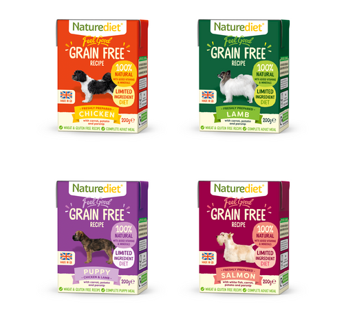 Naturediet Feel Good Grain-Free Wet Food
