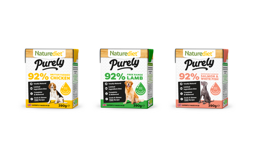 Naturediet Purely High Protein Grain-Free Wet Food