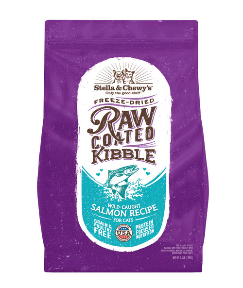 Stella and Chewy's Raw Coated Kibbles for Cats