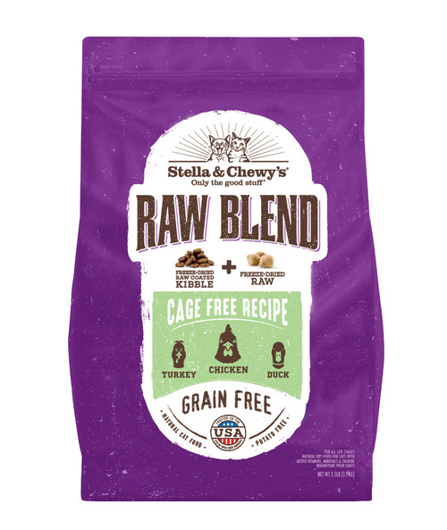 Stella and Chewy's Raw Blend Kibbles for Cats