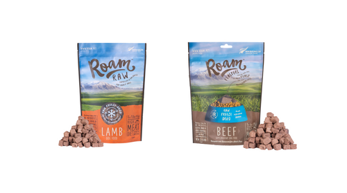 Roam Raw Freeze Dried Dog Food