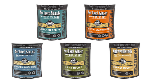 Northwest Naturals Freeze Dried Dog Food