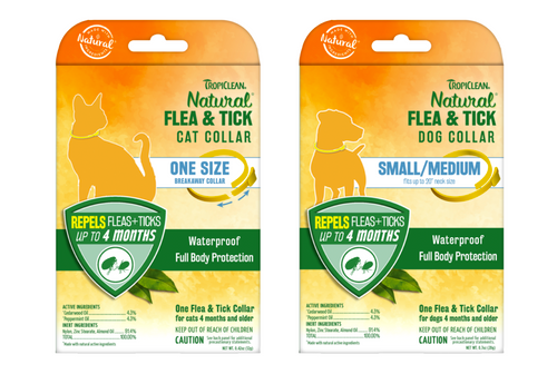 Tropiclean Natural Flea & Tick Collar
