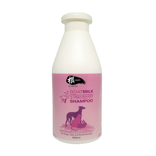 GEN Goat Milk Strawberry Shampoo