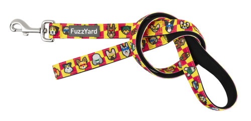 Fuzzyard Dog Lead - Doggoforce
