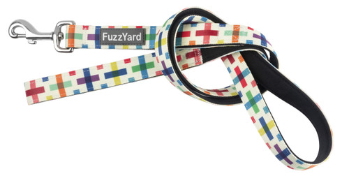 Fuzzyard Dog Lead - Jenga