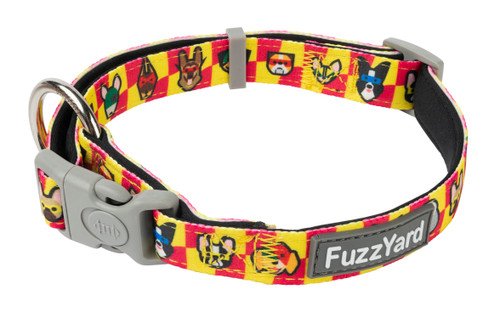 Fuzzyard Dog Collar - Doggoforce