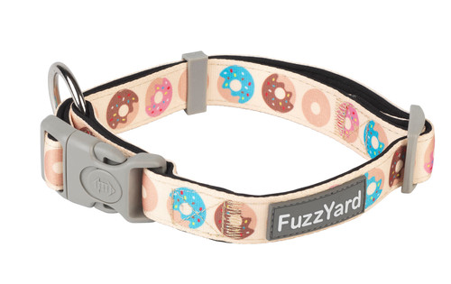 Fuzzyard Dog Collar - Go Nuts