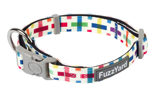 Fuzzyard Dog Collar - Jenga