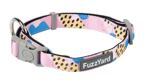 Fuzzyard Dog Collar - Jiggy