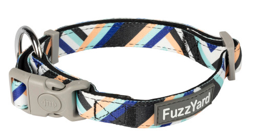 Fuzzyard Dog Collar - Sonic