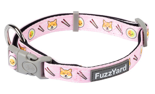 Fuzzyard Dog Collar - Sushiba
