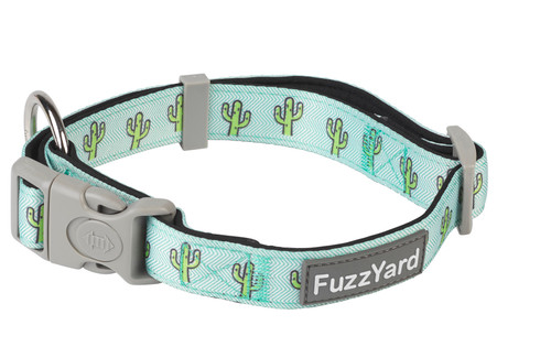 Fuzzyard Dog Collar - Tucson