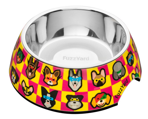 Fuzzyard Easy Feeder Bowl - Doggoforce