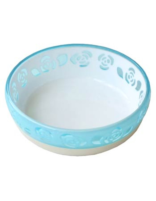 Petz Route Cat Bowl - Blue