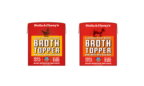 Stella and Chewy's Broth Topper
