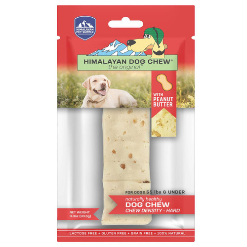 3 for $39 (L) Himalayan Pet Supply The Original Cheese Dog Chew Hard Density Treats
