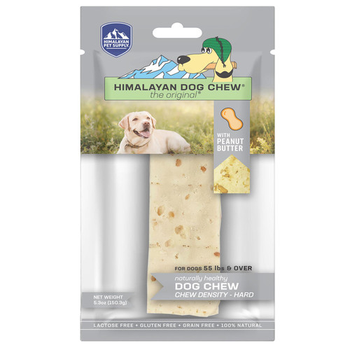 3 for $59 (XL) Himalayan Pet Supply The Original Cheese Dog Chew Hard Density Treats