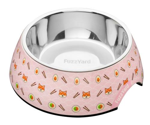 Fuzzyard Easy Feeder Bowl - Sushiba