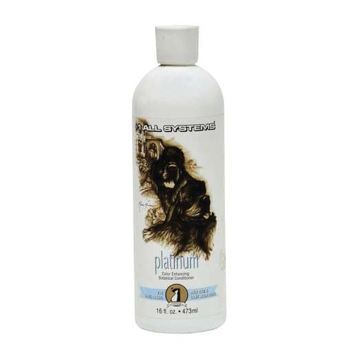 1 ALL SYSTEMS Color Enhancing Botanical Conditioner 16oz
