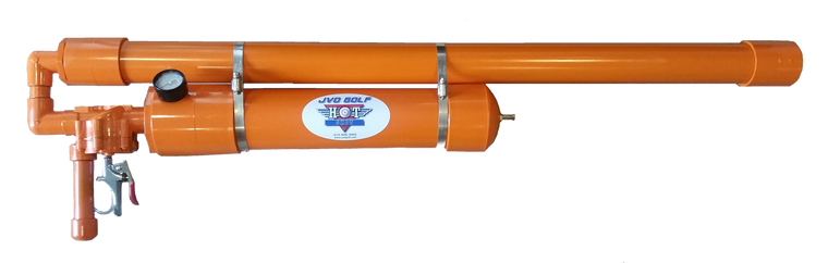 Hot Shot Golf Ball Air Cannon