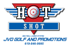 JVD Golf - Hot Shot Golf Ball Cannons