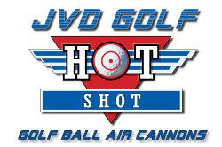 JVD Golf - Hot Shot Golf Ball Cannons