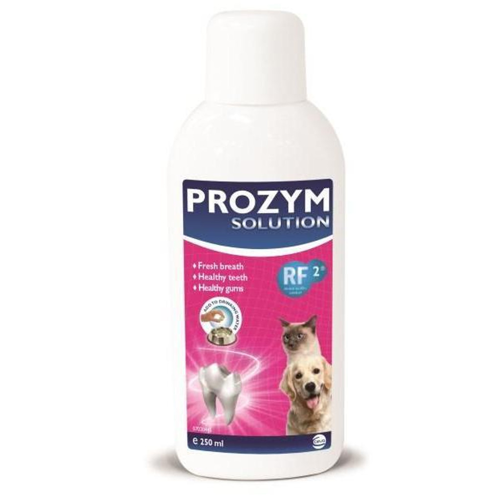 Prozym Dental Solution For Cats and Dogs 250mL (8.45 fl oz)