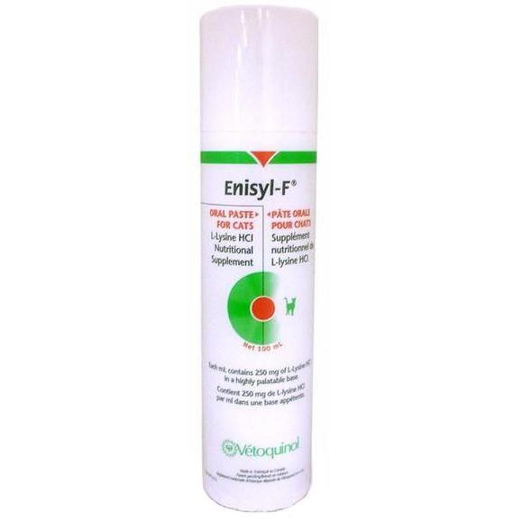 Enisyl-F 100mL (3.38 fl oz) Oral Paste for Cats