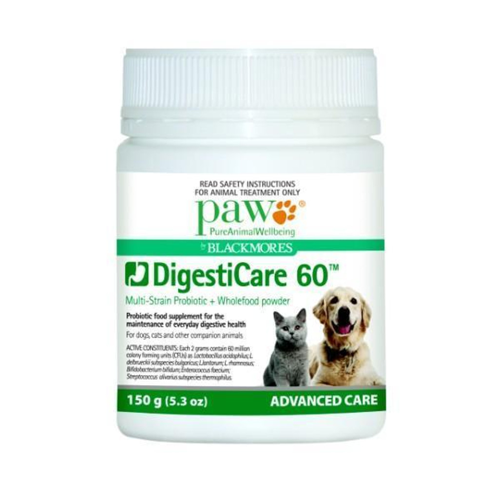 PAW by Blackmores Digesticare - 150g (5.29oz)