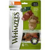 Whimzees Alligator Dog Dental Treats - Stor 6pk