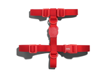 Zee.Dog Neopro Red H-Harness Extra Small