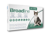 Broadline pour grands chats - Emballage avant