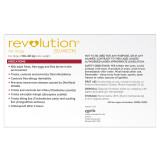 Revolution for Dogs 20.1-40 lbs (10.1-20 kg) - Red 3 Doses with Bonus Allwormer Tablets
