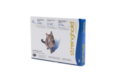 Stronghold for Cats 5.1-15 lbs (2.6-7.5 kg) - Blue 3 Doses