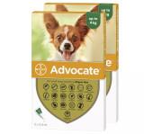 Bild av fronten av box för förespråkare för hundar under 9 lbs (under 4 kg) - Gröna 6 doser