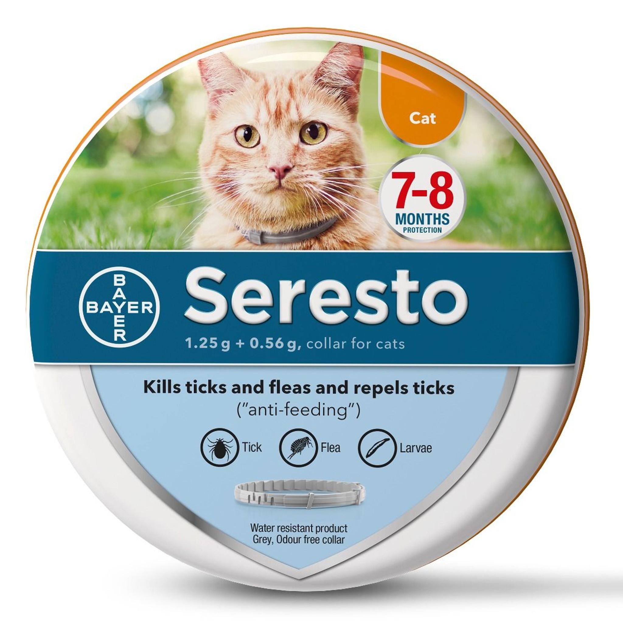 Seresto Flea & Tick Collar for Cats