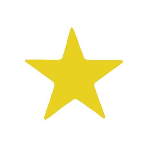 XStamper Gold Star - Self inking teacher reward xstamper xclamations stamp