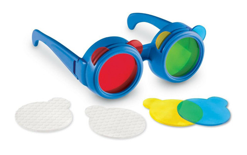 Learning Resources Learning Resources - Childrens Fun Colour Mixing Glasses