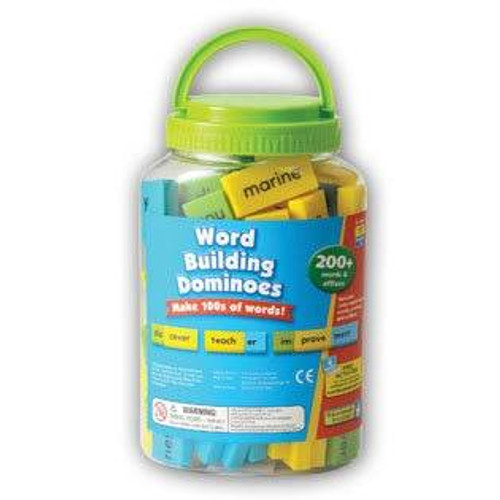 Learning Resources Learning Resources - Phonics Word Building Dominoes