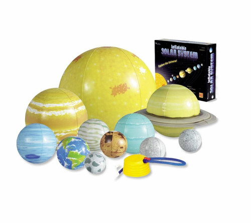 Learning Resources Learning Resources - Giant hanging Inflatable Solar System Set