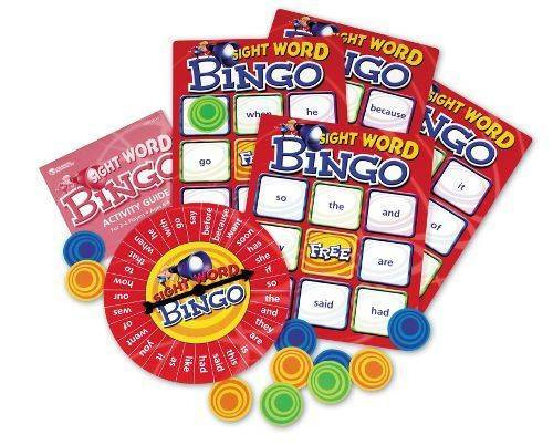 Learning Resources Beginner Sight Word Bingo by Learning Resources