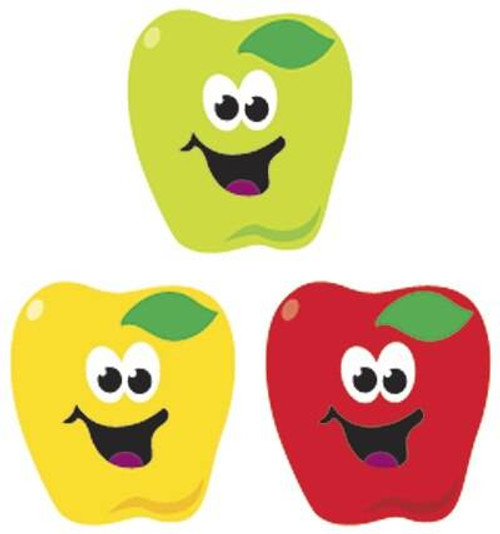 Trend Enterprises Inc 800 Happy Apples superShapes reward Stickers