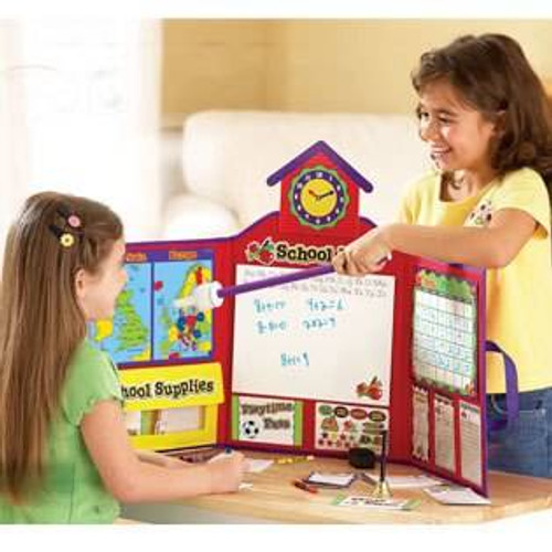 Learning Resources Pretend and Play School Set by Learning Resources