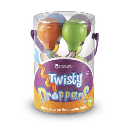 Learning Resources Learning Resources -Twisty Liquid Droppers for Fine Motor Skills