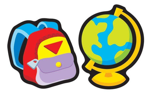 Trend Enterprises Inc TREND Schools In Apple Scratch n Sniff Reward Stickers